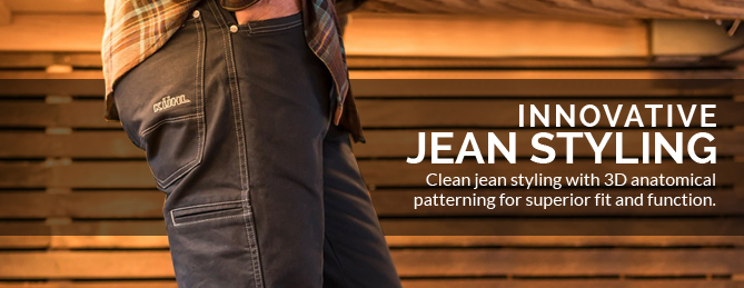 Jeans styling